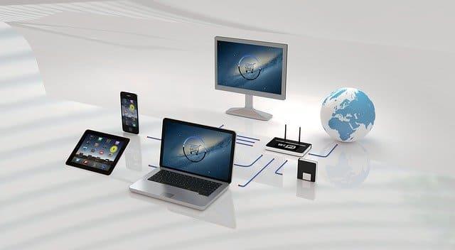 Hosting von Webseiten